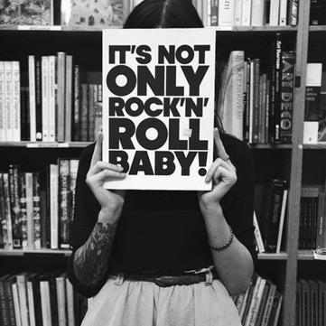 Dimensione rock! Cibo e vino per la mente.