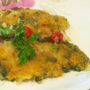 filetti di merluzzo gratinati - fresco pesce - Cucinare Filetto Di Merluzzo