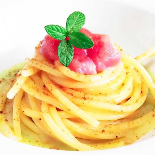 Spaghettoni con