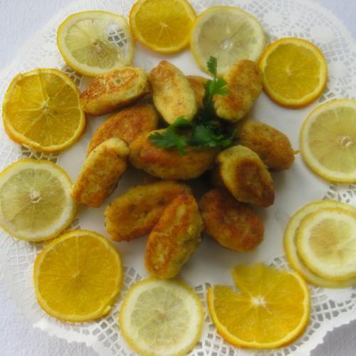 Crocchette di merluzzo