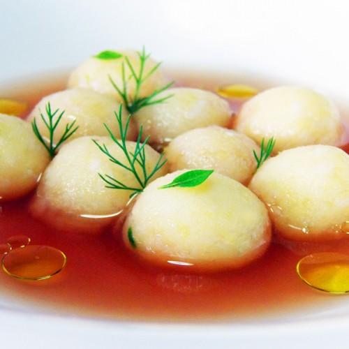 Sfere di patate
