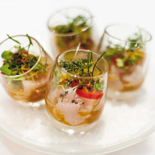 Ricette ricciola antipasti primi e secondi piatti con for Cucina italiana pesce