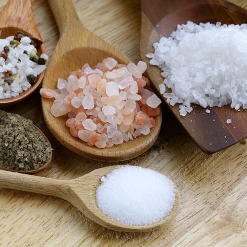 L'utilizzo del sale in cucina
