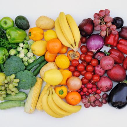 Frutta e verdura: la tradizione per una dieta anti-ictus