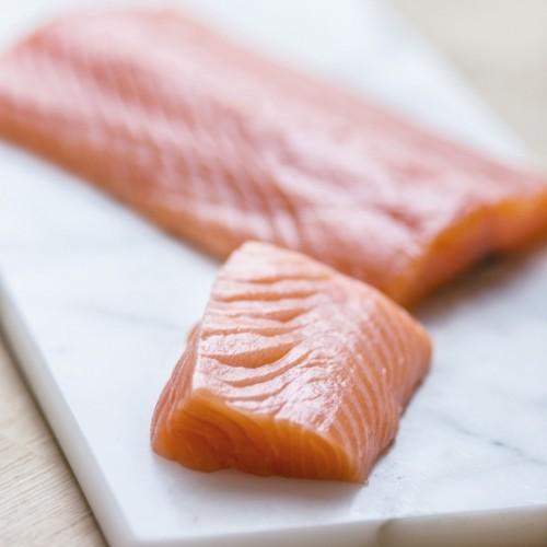 Con il salmone norvegese vai sul sicuro