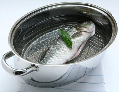 Il miglior modo di consumare il pesce? Preparalo bollito