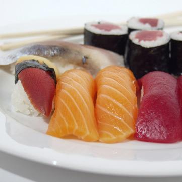 Pesce crudo: Anisakis? No grazie