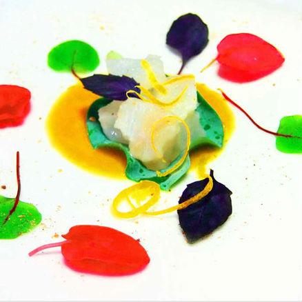 Tartare di Merluzzo marinata agli agrumi