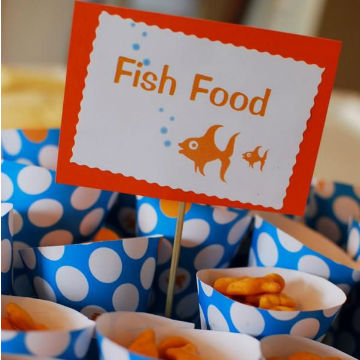 Cosa mangiano i pesci d'allevamento?