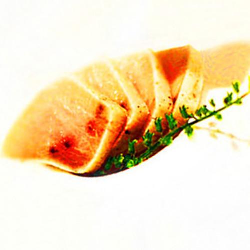 Tataki di pesce spada con amalfitan dressing