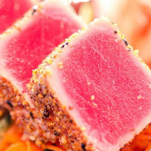Tataki di tonno rosso