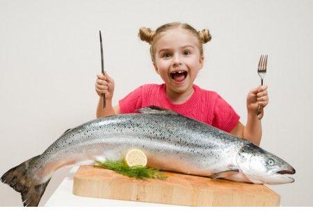 Pesci e pesciolini, gli amici dei bambini!