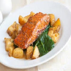 salmoneforno